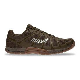 イノヴェイト メンズ スニーカー シューズ Inov8 Men's F-Lite 235 Knit Shoe Khaki / Gum