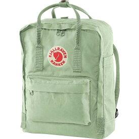 フェールラーベン メンズ バックパック・リュックサック バッグ Fjallraven Kanken Backpack Mint Green
