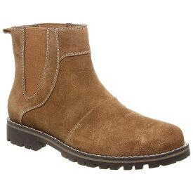 ベアパウ メンズ ブーツ・レインブーツ シューズ Bearpaw Men's Alastair Chelsea Boot Hickory II