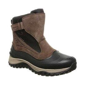 ベアパウ メンズ ブーツ・レインブーツ シューズ Bearpaw Men's Overland Boot Brown