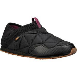 テバ レディース スニーカー シューズ Teva Women's Ember Moc Shoe Black