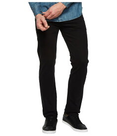 エージー アドリアーノゴールドシュミット メンズ デニムパンツ ボトムス Tellis Modern Slim Leg Denim in Super Black Super Black