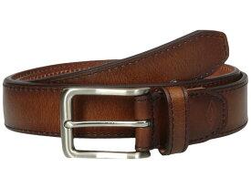 フォッシル メンズ ベルト アクセサリー Griffin Ombre Leather Belt Cognac