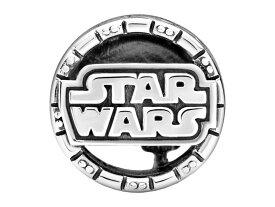 パンドラ レディース ネックレス・チョーカー・ペンダントトップ アクセサリー Star Wars X Pandora Star Wars C-3PO and R2-D2 Charm Clear