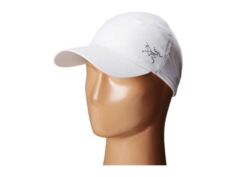 アークテリクス メンズ 帽子 アクセサリー Calvus Cap White