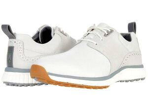 ジョンストンアンドマーフィー メンズ スニーカー シューズ Waterproof XC4 Golf H2-Luxe Hybrid Saddle White/White Cro