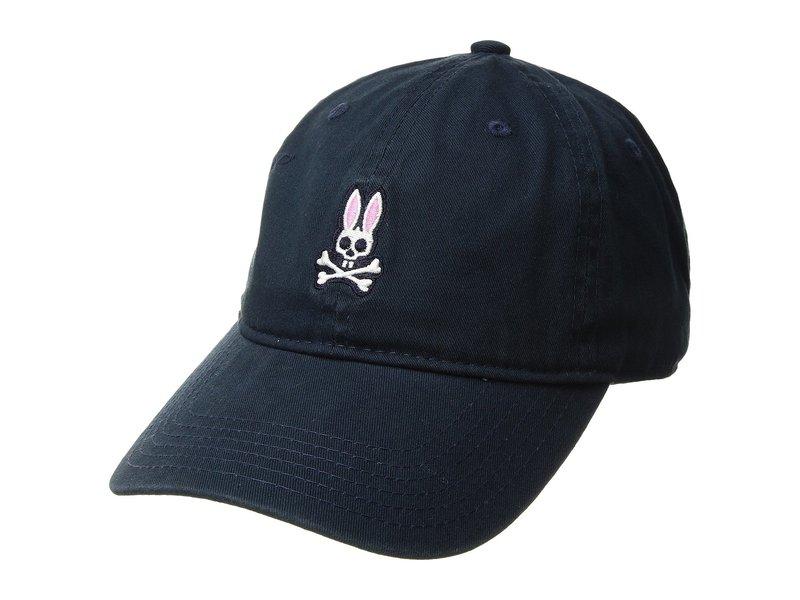 サイコバニー メンズ 帽子 アクセサリー Sunbleached Cap Navy