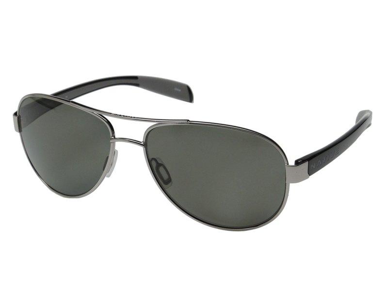 ネイティブアイウェア メンズ サングラス・アイウェア アクセサリー Patroller Chrome/Iron/Gray