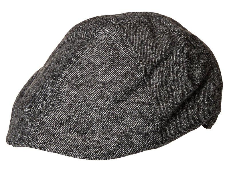 ベーリー オブ ハリウッド メンズ 帽子 アクセサリー Waddell Black