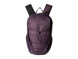 パックセーフ メンズ バックパック・リュックサック バッグ Venturesafe X12 Anti-Theft 12L Backpack Plum