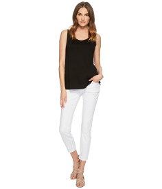 エイリーンフィッシャー レディース デニムパンツ ボトムス Slim Ankle Jeans in White Garment-Dyed Organic Cotton Stretch Denim White Garment-Dyed Organic Cotton Stretch Denim