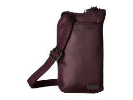 パックセーフ レディース ハンドバッグ バッグ Daysafe Anti-Theft Tech Crossbody Bag Blackberry