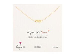 ドジャード レディース ネックレス・チョーカー・ペンダントトップ アクセサリー Infinite Love Necklace 16 Gold
