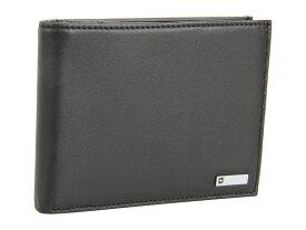 ビクトリノックス メンズ 財布 アクセサリー Altius 3.0 - Innsbruck Leather Deluxe Bi-Fold Organizer W/European ID Window And Coin Pocket Black Leather