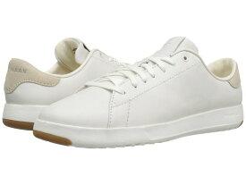 コールハーン レディース スニーカー シューズ Grandpro Tennis Optic White/White