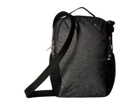 パックセーフ メンズ ボストンバッグ バッグ Vibe 200 Anti-Theft Compact Travel Bag Granite Melange