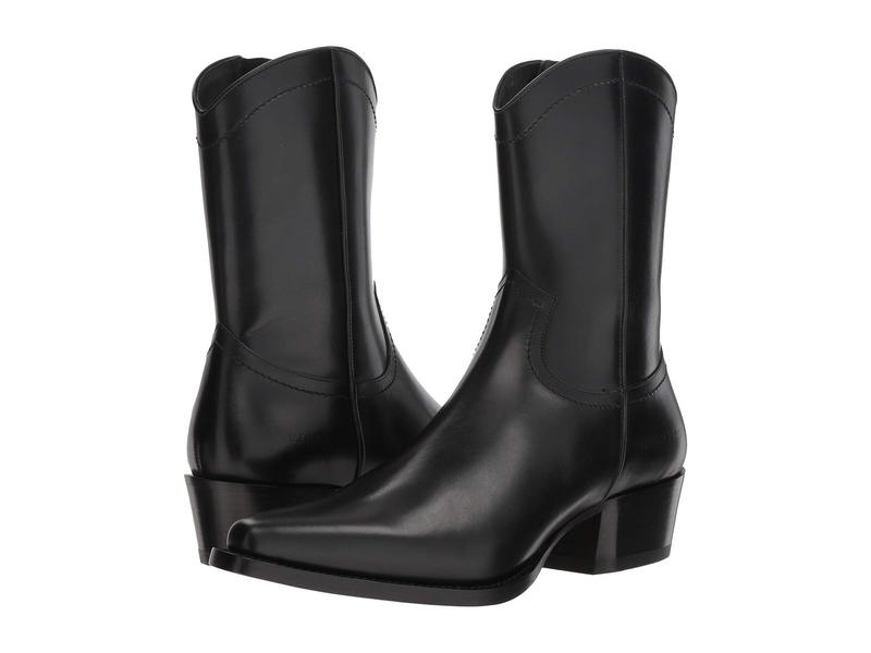 ディースクエアード メンズ ブーツ・レインブーツ シューズ Clean Cuban Heel Boot Black