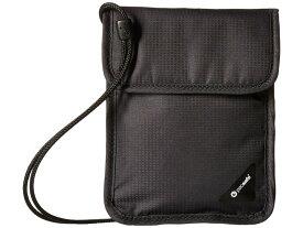 パックセーフ メンズ ボストンバッグ バッグ Coversafe X75 RFID Neck Pouch Black