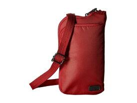 パックセーフ レディース ハンドバッグ バッグ Daysafe Anti-Theft Tech Crossbody Bag Baked Apple