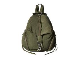 レベッカミンコフ レディース バックパック・リュックサック バッグ Julian Nylon Backpack Olive