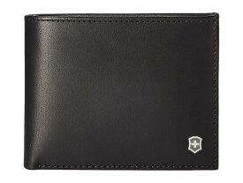 ビクトリノックス メンズ 財布 アクセサリー Altius Edge Appolonios Slim Bifold Wallet w/ RFID Black