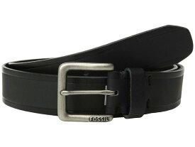 フォッシル メンズ ベルト アクセサリー Kit Belt Black