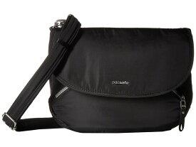 パックセーフ レディース ハンドバッグ バッグ Stylesafe Anti-Theft Crossbody Bag Black