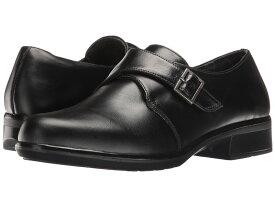 ナオト レディース オックスフォード シューズ Borasco Black Madras Leather