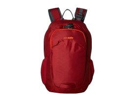パックセーフ メンズ バックパック・リュックサック バッグ 15 L Venturesafe G3 Anti-Theft Backpack Goji Berry