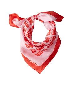 レベッカミンコフ レディース マフラー・ストール・スカーフ アクセサリー Be Kind Bandana Red
