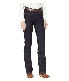 ラングラー レディース デニムパンツ ボトムス Retro High-Rise Boot Jeans Dark