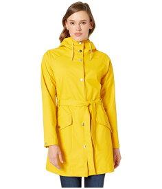 ヘリーハンセン レディース コート アウター Kirkwall II Raincoat Essential Yellow