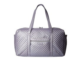 ベラブラッドリー レディース ボストンバッグ バッグ Iconic Large Travel Duffel Lavender Pearl