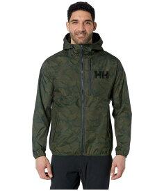 ヘリーハンセン メンズ コート アウター Belfast Rain Jacket Forest Camo