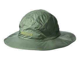 マーモット メンズ 帽子 アクセサリー PreCip Eco Safari Hat Crocodile