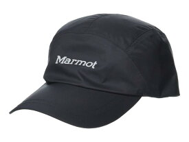 マーモット メンズ 帽子 アクセサリー PreCip Eco Baseball Cap Black