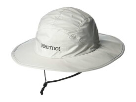 マーモット メンズ 帽子 アクセサリー PreCip Eco Safari Hat Platinum