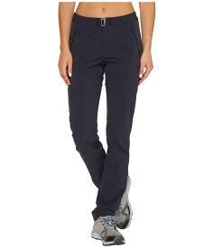 アークテリクス レディース カジュアルパンツ ボトムス Gamma LT Pants Black Sapphire