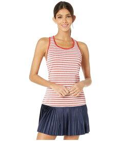 フィラ レディース ワンピース トップス Heritage Tennis Sparkle Dress Chinese Red/White/Navy