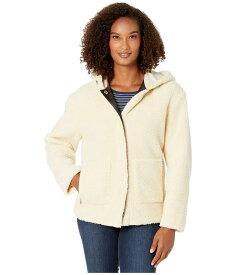 ペンドルトン レディース コート アウター Berber Fleece Hooded Jacket Natural