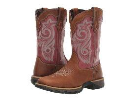"""ドゥランゴ レディース ブーツ・レインブーツ シューズ Lady Rebel 10"""" Western Briar Brown/Rusty Red"""