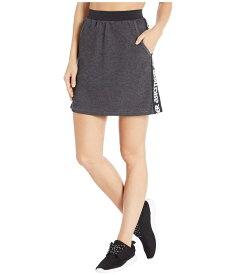アシックス レディース スカート ボトムス Sweat Mini Skirt Performance Bla