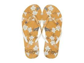 ロキシー レディース サンダル シューズ Portofino II Yellow/Gold