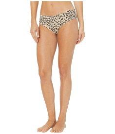 ダナキャラン レディース パンツ アンダーウェア Litewear Cut Anywhere Hipster Leopard Print/B