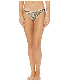 ダナキャラン レディース パンツ アンダーウェア Mix Match Mesh Bikini Leopard Print/W