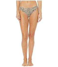 ダナキャラン レディース パンツ アンダーウェア Litewear Cut Anywhere Thong Leopard Print/B