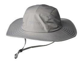 マーモット メンズ 帽子 アクセサリー Breeze Hat Grey Storm