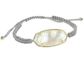 ケンドラスコット レディース ブレスレット・バングル・アンクレット アクセサリー Elle Friendship Bracelet Gold/Ivory Moth
