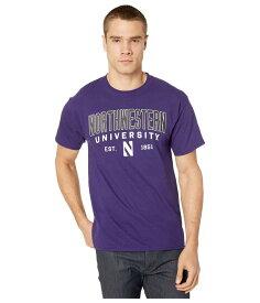 チャンピオン メンズ シャツ トップス Northwestern Wildcats Jersey Tee Champion Purple