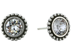 ブライトン レディース ピアス・イヤリング アクセサリー Twinkle Medium Post Earrings Crystal